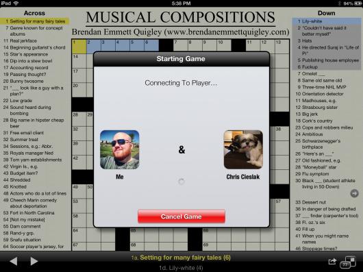 4. Matching iPad